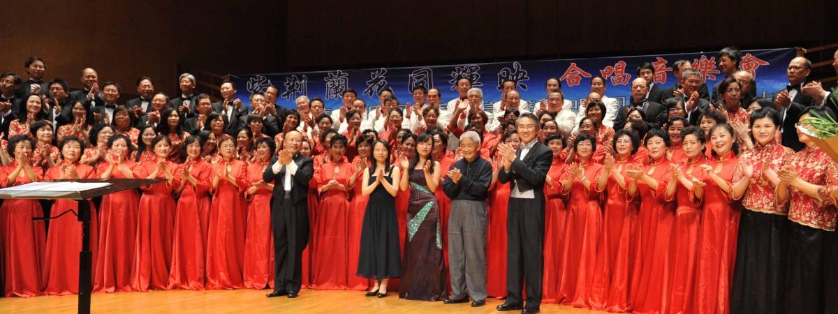 2010香港03_聯合演出後謝幕